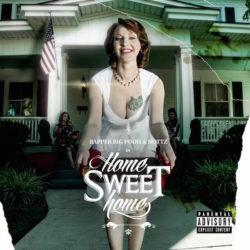 Обложка и трэклист с предстоящего релиза Rapper Big Pooh & Nottz «Home Sweet Home»