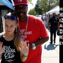 Нью-Йорк Нью-Йорк, наша подруга посетила столицу Хип-Хоп Культуры и поделилась своими эмоциями