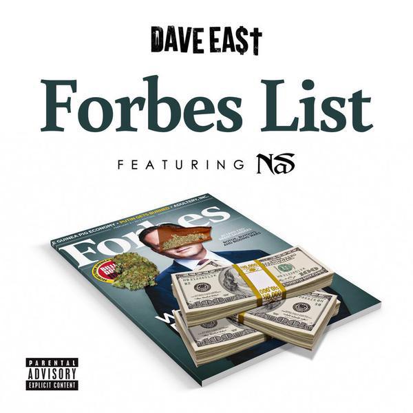 Nas взял под свою опеку рэпера Dave East, с которым записал трек к альбому