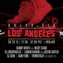 Dam Funk Ray-Ban x Boiler Room 010 Los Angeles DJ Set (Live)