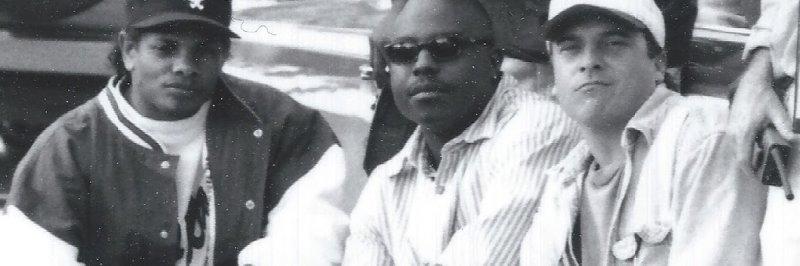 Eazy-E «Real Muthaphuckkin G's» (1993) оригинальная версия клипа!!!