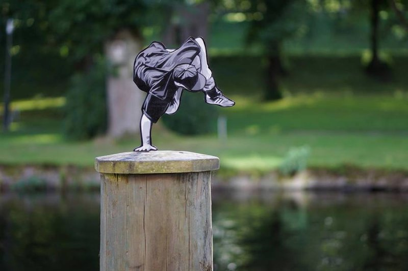 Маленькие миры художника Джо Юрато