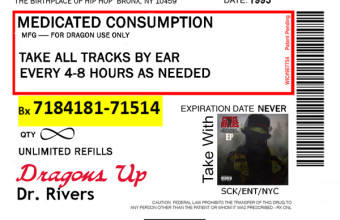 Chris Rivers (сын Big Pun) выпустил микстейп «Medicated Consumption»