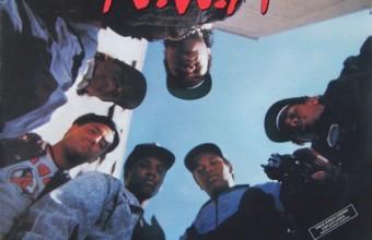 Альбом N.W.A «Straight Outta Compton» стал трижды платиновым!
