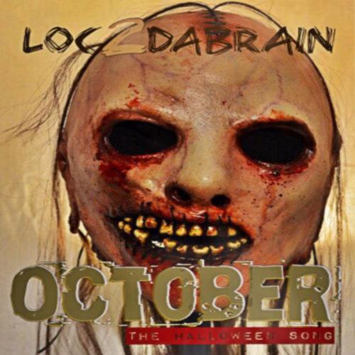 Loc2dabrain презентовали своё новое хоррор видео «October»