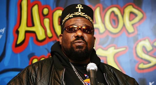 Afrika Bambaataa получит награду за свой весомый вклад в создании хип-хопа