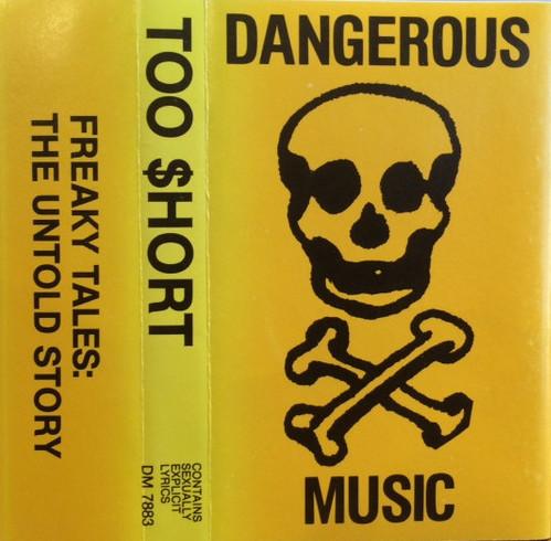 14. Too $hort — «Freaky Tales» (1986)