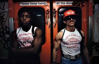 Фото Нью-Йоркской подземки 80-х годов