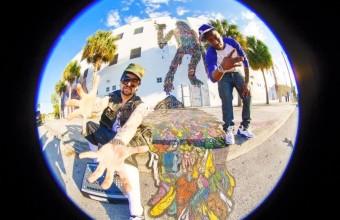 Немного творческого безумия от нового дуэта Semi Hendrix (Ras Kass & Jack Splash)