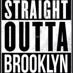«Straight Outta Brooklyn» в исполнении Fame (M.O.P.), Maino, Papoose, Troy Ave, Uncle Murda, Moe Chipps & Lucky Don