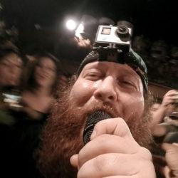 Action Bronson с камерой на голове и Alchemist за пультами, выдали сумасшедшее шоу в рамках Boiler Room