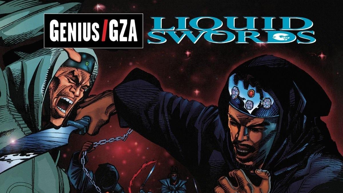Альбом Genius/GZA «Liquid Swords» получил платину