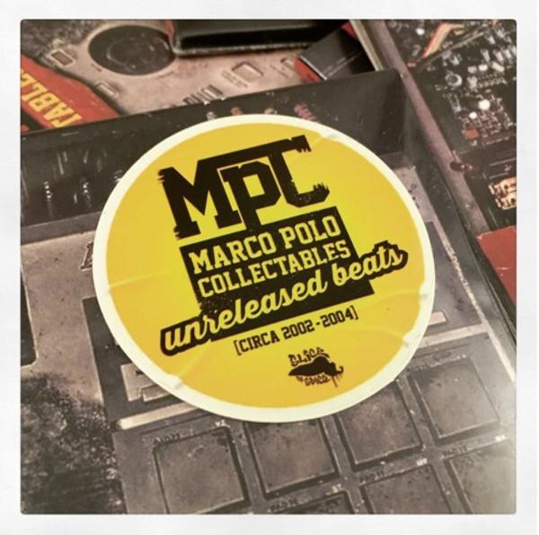 Выходит новый релиз супер-продюсера Marco Polo «MPC: Marco Polo Collectables»