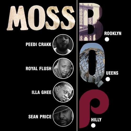 MoSS, Sean Price, Peedi Crakk, Illa Ghee и Royal Flush с мощным треком «B.Q.P.»