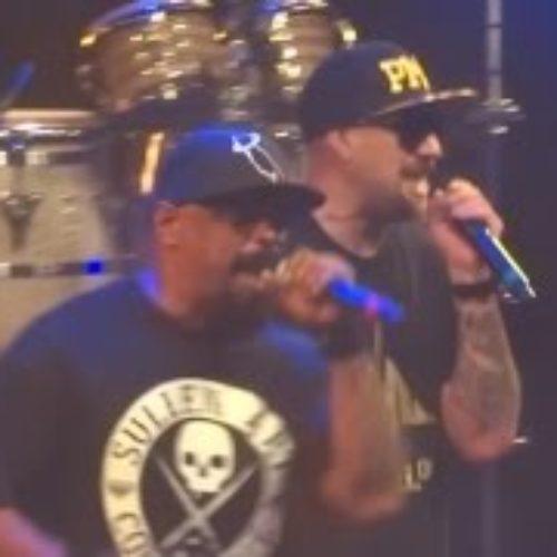 Живое выступление Cypress Hill на фестивале Woo-Hah!