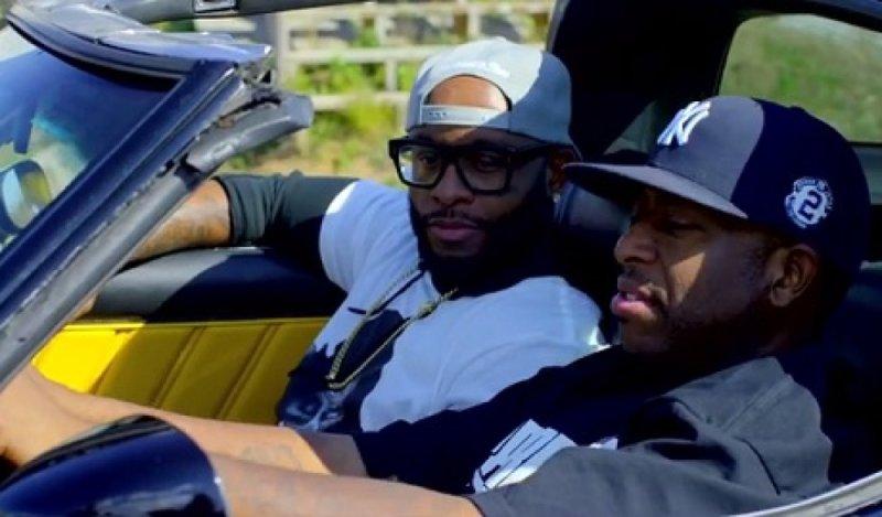 Новое видео от проекта PRhyme (Royce da 5'9″, DJ Premier) — Courtesy