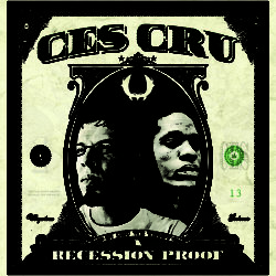 Ces Cru выпустили новый EP «Recession Proof»