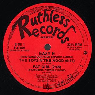 20. Eazy-E — «Boyz-N-The Hood» (1987)