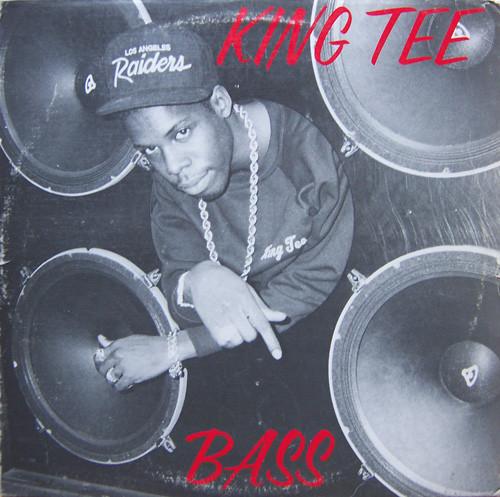 18. King Tee — «Bass» (1987)