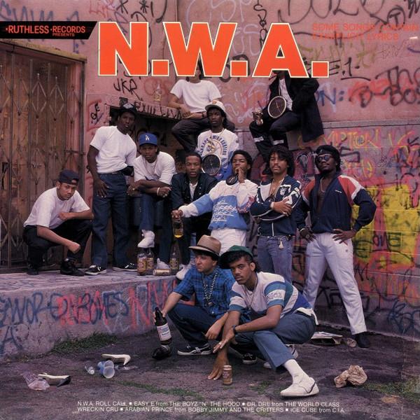 19. N.W.A — «Dope Man» (1987)