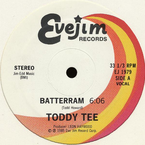 12. Toddy Tee — «Batterram» (1985)