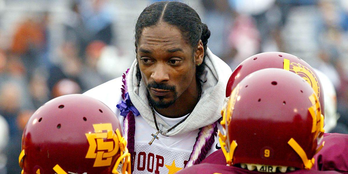 Snoop Dogg открывает реалити-шоу «Snoop Youth Football League»