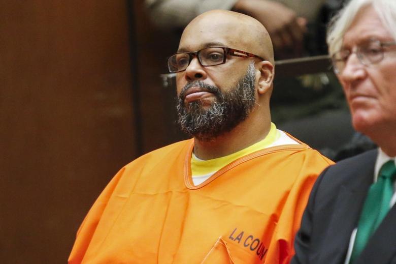 Suge Knight выступил в суде по поводу ограбления