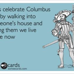 8 дисов на Христофора Колумба