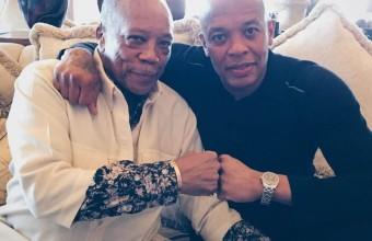 Музыку Dr. Dre сыграл живой оркестр