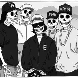 Хип-хоп костюмы к Хэллоуину