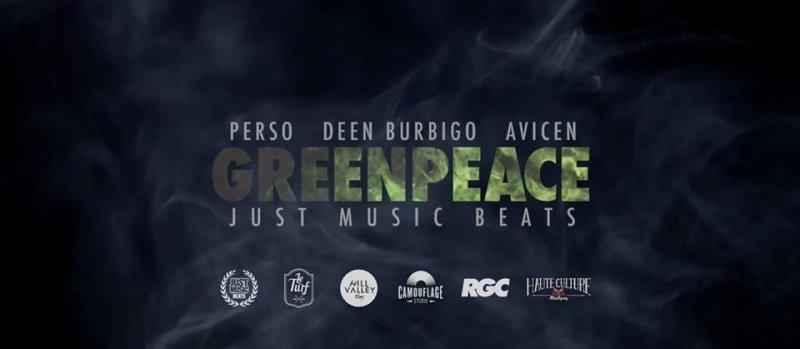 Франция: PERSO при участии AVICEN & DEEN BURBIGO с новым видео GREENPEACE