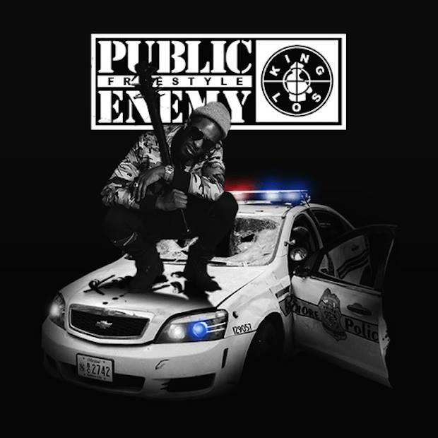 "Diddy вдохновил King Los на фристайл ""Public Enemy"""