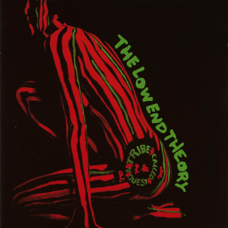13. A Tribe Called Quest - «The Low End Theory» (1991)