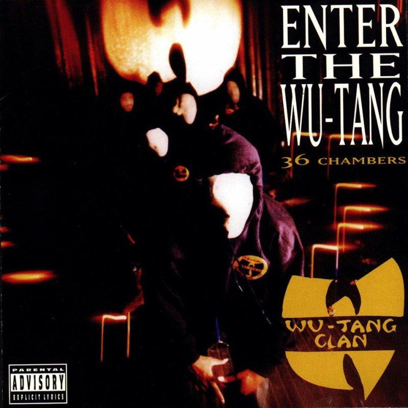 Wu-Tang Clan «Enter The Wu-Tang (36 Chambers)» (1993)