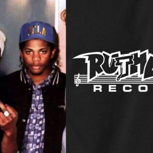 Eazy-E планировал подписать на свой лэйбл 2Pac'а