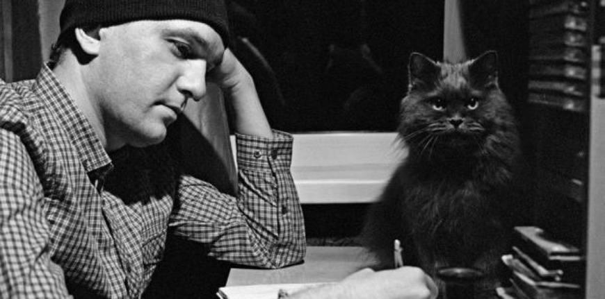 Наум Блик начал сбор средств на издание книги стихов и песен «Я — кот»