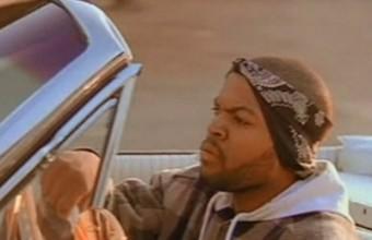 Неизданный ранее куплет Ice Cube из трэка «Fuck Tha Police»