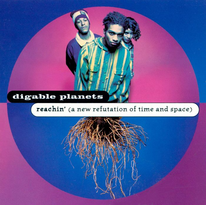 16. Digable Planets - «Reachin' (A New Refutation Of Time And Space)» (1993)