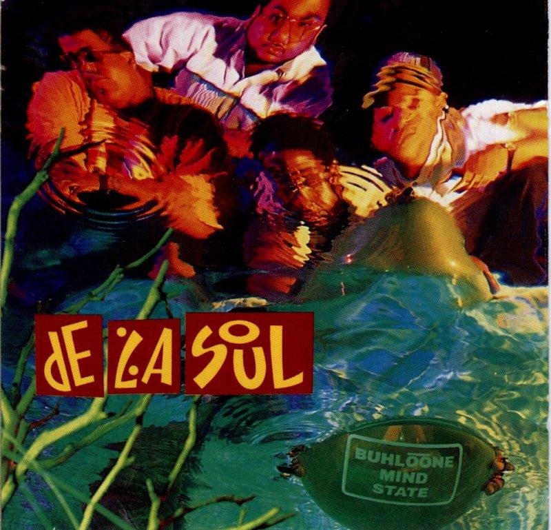 17. De La Soul - «Buhloone Mindstate» (1993)