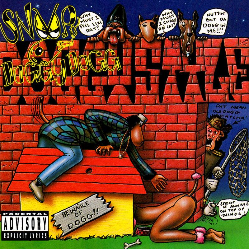 20. Snoop Doggy Dogg - «Doggystyle» (1993)