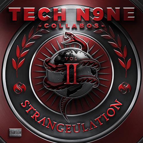 Tech N9ne Collabos — «Strangeulation Vol. II»