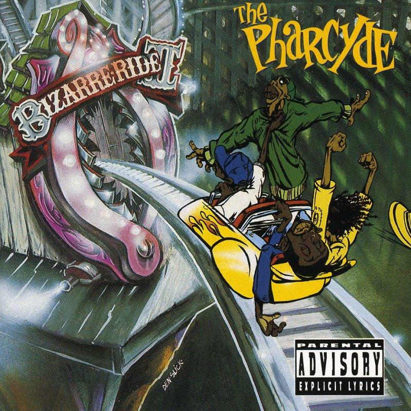 14. The Pharcyde - «Bizarre Ride II The Pharcyde» (1992)