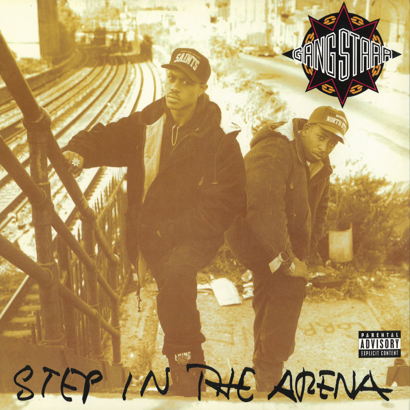 10. Gang Starr - «Step In The Arena» (1991)