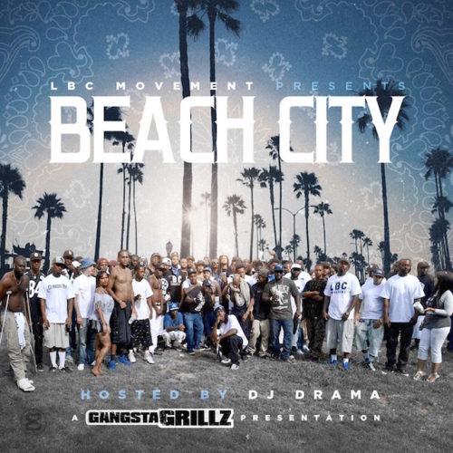 Вышел новый релиз от Snoop Dogg и DJ Drama «LBC Movement Presents: Beach City»