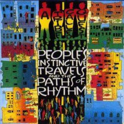 10 апреля, 25 лет назад вышел альбом Альбом A Tribe Called Quest «People's Instinctive Travels And The Paths Of Rhythm»