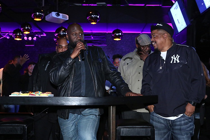 "De La Soul Listening Event for ""And the Anonymous Nobody"" NYC"