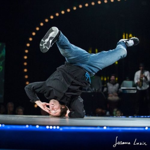 Би-Бой из Иркутска Bruce Almighty попал в финал Red Bull BC One World Final 2015