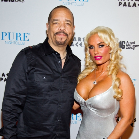 У Ice-T и его жены Coco родилась дочь