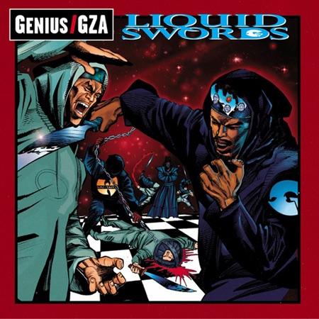 Сегодня: 20 лет альбому GZA «Liquid Swords». Узнаем чьи сэмплы для него использовались