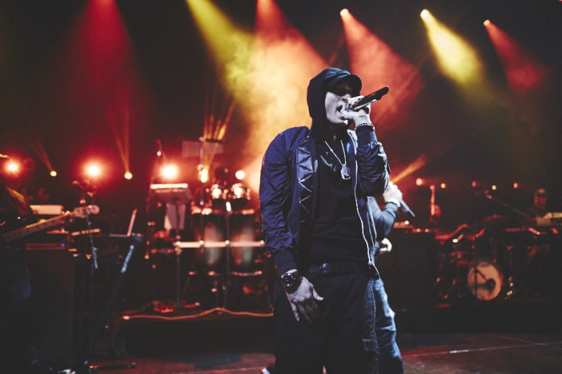 Beats by Dre Party, где выступили Eminem, Cypress Hill, Ice Cube, Nas, Redman, Method Man и другие